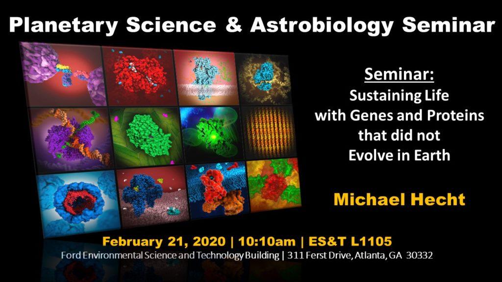 Hecht seminar Feb 21